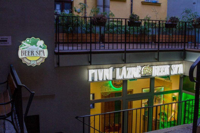 Beer Spa, Prague