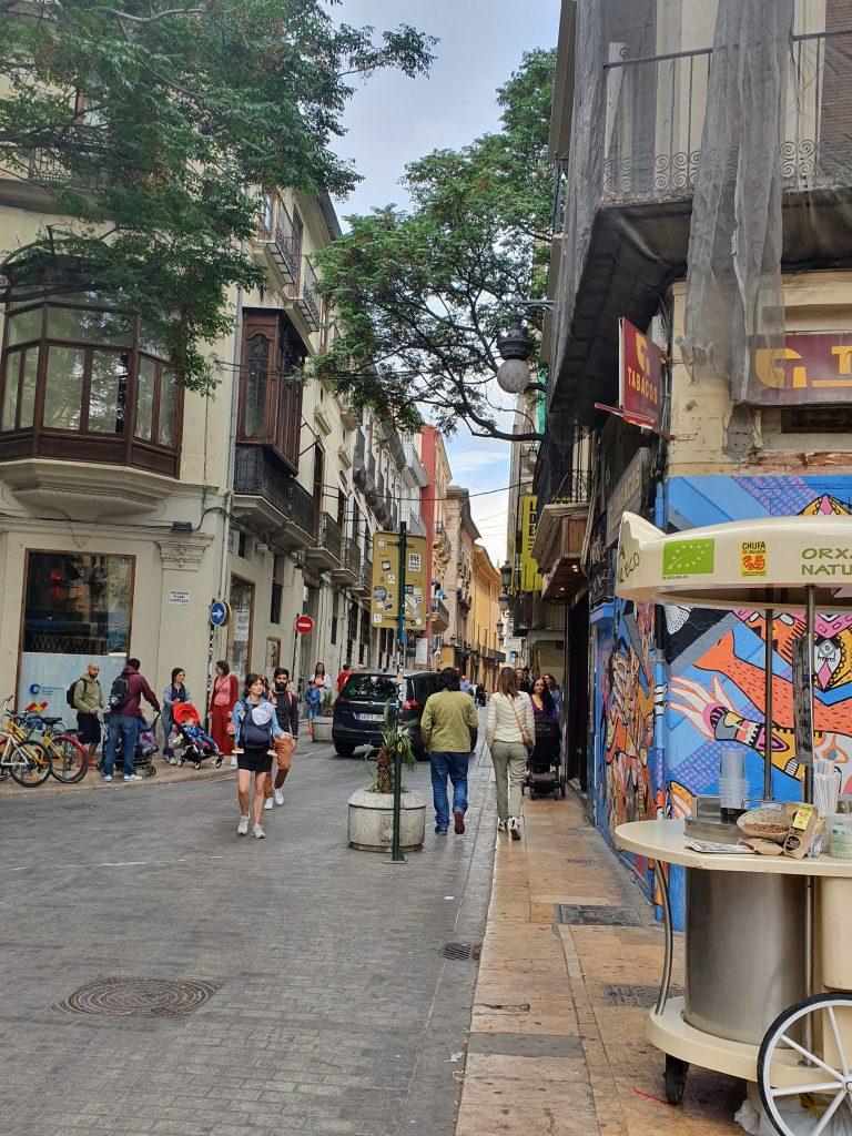 El Carmen district